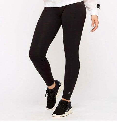 Women's adidas Originals EQT Tights Black Running Training tights CD8673 BNWT